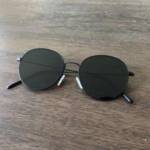 Oak+Fort Retro Sunglasses 1702